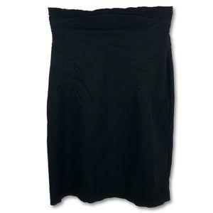 LE CHATEAU   High Waisted Pencil Skirt Size 9/10